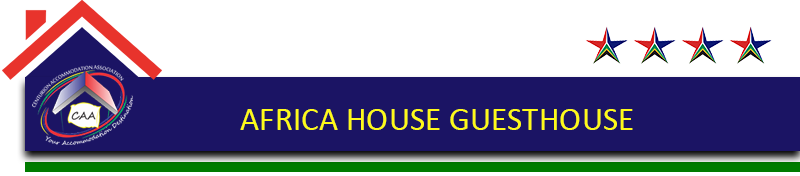Africa House Guest House Button