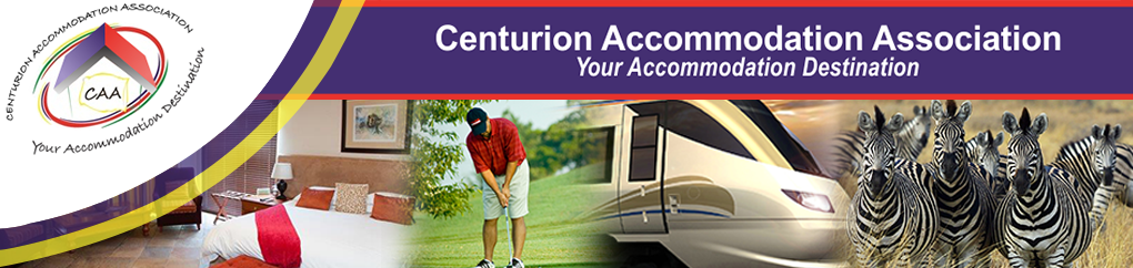 Centurion Accommodation Association Footer
