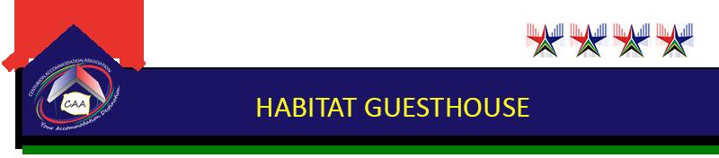 Habitat Guest House Button